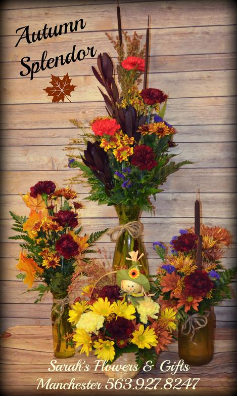 Fresh flowers,manchester,iowa,florist,flowers,autumn,local florist,manchester iowa,52057,delivery